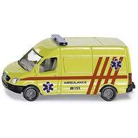 Ambulanse dla dzieci, Siku 08 - Van ambulans wer. polska S0809