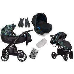 Baby Active Wózek Mommy jungle 3w1 fotelik KITE NOWOŚĆ 2019