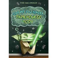 Książki dla dzieci, Dziwny przypadek papierowego Yody (opr. miękka)