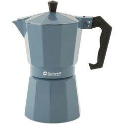 Outwell Manley Zaparzacz do kawy L, blue shadow 2020 Zaparzacze i kawiarki
