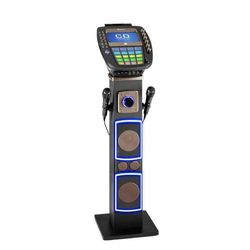 KaraBig zestaw karaoke Bluetooth LED 7