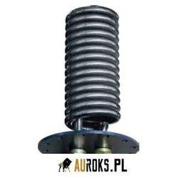 GALMET WĘŻOWNICA MIEDZIANA CYNOWANA 1 m2 Z EMALIOWANĄ POKRYWĄ FI = 280 mm ORAZ USZCZELKĄ DO TOWER SLIM / TOWER BIWAL SLIM