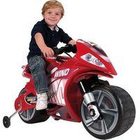 Akumulatory do motocykli, Injusa Motor na Akumulator 6v WIND + Boczne kółka