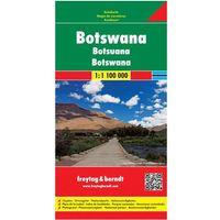 Mapy i atlasy turystyczne, Botswana. Botsuana