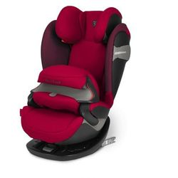 CYBEX fotelik Pallas S-fix 2019 Ferrari Racing Red