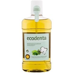 Ecodenta Mouthwash Multifunctional płyn do płukania ust 500 ml unisex
