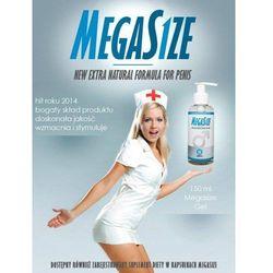 MegaSize żel powiększający penisa 150 ml