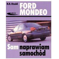 Biblioteka motoryzacji, Ford Mondeo, od listopada 1992 do listopada 2000 (opr. miękka)