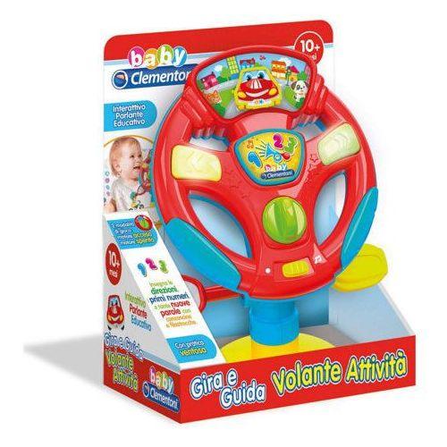 Pozostałe zabawki dla najmłodszych, Elektroniczna kierownica