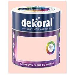 Farba Lateksowa Akrylit W Kolor Jesienna Mgła 5l Dekoral