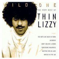 Pozostała muzyka rozrywkowa, WILD ONE - THE VERY BEST OF THIN LIZZY - Thin Lizzy (Płyta CD)