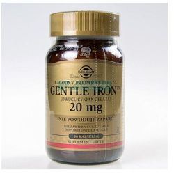 S.Żelazo *90 kaps. Gentle Iron