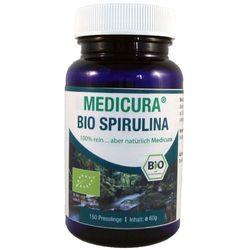 Spirulina BIO (Medicura) 60g 150 tabl.