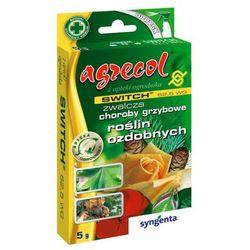 Środek grzybobójczy Agrecol Switch 62,5 WG 5 g
