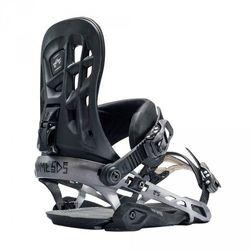 Wiązania snowboardowe Rome 390 Boss (black) 2019
