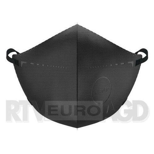 Maski antysmogowe, AirPop Pocket 4 szt. (czarny)