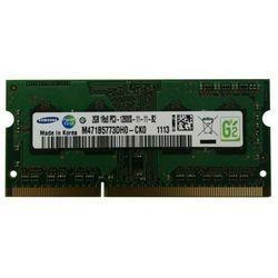 Pamięć RAM 1x 2GB SAMSUNG SODIMM DDR3 1600MHz PC3-12800S | M471B5773DH0-CK0