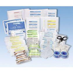 Materiał pierwszej pomocy wg DIN 13169,zawartość ekstra