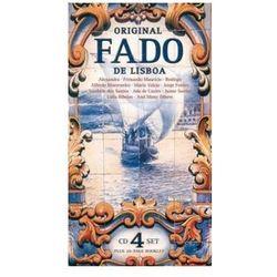 VARIOUS ARTISTS - Original Fado de Lisboa (4CD)