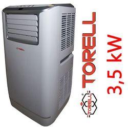 TORELL ELEGANT 35 KLIMATYZATOR KLIMATYZACJA KLIMATYZER KLIMATOR PRZENOŚNY 3.5 KW + PILOT 90m. EWIMAX OFICJALNY DYSTRYBUTOR - AUTORYZOWANY DEALER EQUATION promocja (-30%)