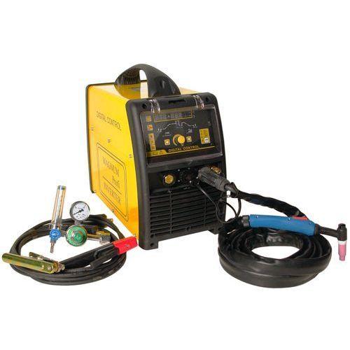 Pozostałe narzędzia spawalnicze, THF 235 PULSE AC/DC IGBT