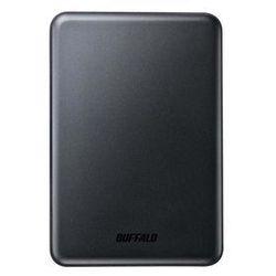 Dysk zewnętrzny Buffalo MiniStation Slim 1TB Czarny (HD-PUS1.0U3B-WR)