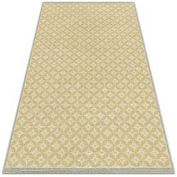 Modny uniwersalny dywan winylowy Modny uniwersalny dywan winylowy Orientalny deseń