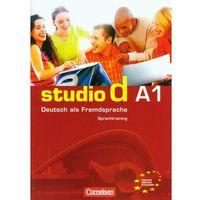 Książki do nauki języka, Studio d A1Język niemiecki Sprachtraining (opr. miękka)