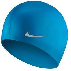 Czepek plywacki Nike Os niebieski TESS0106-458- Zamów do 16:00, wysyłka kurierem tego samego dnia!
