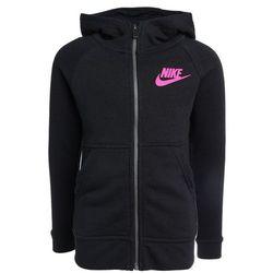 Nike Performance MODERN Bluza rozpinana black/black/black/active pink