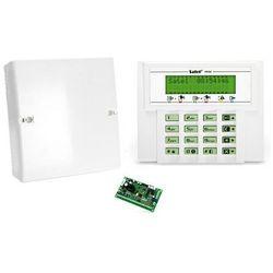Komplet: Centrala alarmowa VERSA 5, manipulator VERSA-LCD-GR, obudowa OPU-4 P