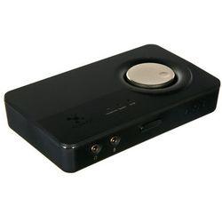 Karta dźwiękowa Asus Sou USB Xonar U7 (90YB00AB-M0UC00) Darmowy odbiór w 20 miastach!