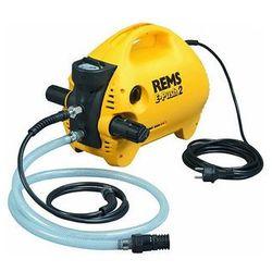 REMS E-Push 2 Elektryczna pompa kontrolna z manometrem