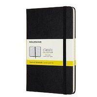 Notesy, Notes Classic 11,5x18 tw. kratka czarny MOLESKINE