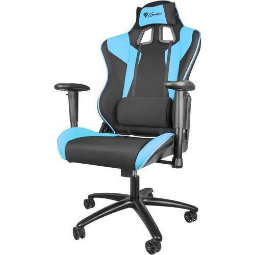 Fotele dla graczy, FOTEL DLA GRACZA GENESIS NITRO 770 BLACK-BLUE (SX77)