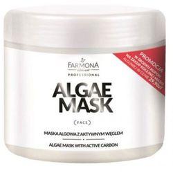 Farmona ALGAE MASK WITH ACTIVE CARBON Maska algowa z aktywnym węglem