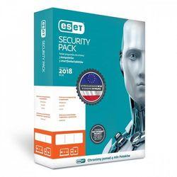 Oprogramowanie antywirusowe ESET Security Pack -3 Stan/24M+3 Smartfony/24M UPG - ESP-K-2Y-3D- natychmiastowa wysyłka, ponad 4000 punktów odbioru!