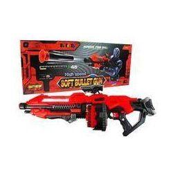 Pistolet Gigant 80cm na strzałki 20 naboi Karabin