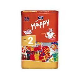 Pieluszki Bella Baby Happy - Mini (2) - 38szt.