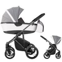 Wózki wielofunkcyjne, Bebetto Bresso Premium Class