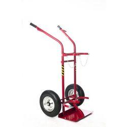 Wózek spawalniczy na kołach pełnych promocja!