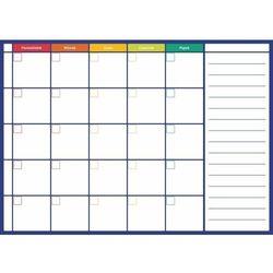 Planer suchościeralny tygodniowy tablica 269