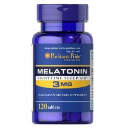 Melatonina 3mg 120 tabl.
