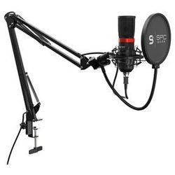 SilentiumPC Mikrofon - SM950 Streaming USB Microphone