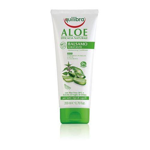Odżywianie włosów, Equilibra Naturale Odżywka aloesowa do włosów 200ml - Beauty Formulas