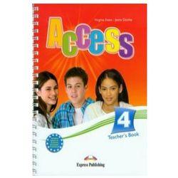 Access 4 Teacher\'s Book (opr. miękka)