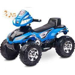 Caretero Pojazd Na Akumulator CUATRO BLUE TOYZ-7050