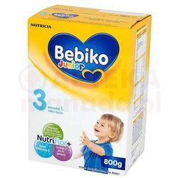 BEBIKO 800g Junior 3 Mleko modyfikowane dla dzieci powyżej 1. roku życia