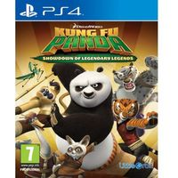 Gry na PS4, Kung Fu Panda Showdown of Legendary Legends (PS4)