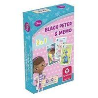 Gry dla dzieci, Czarny Piotruś/Memo - Doc McStuffin CARTAMUNDI